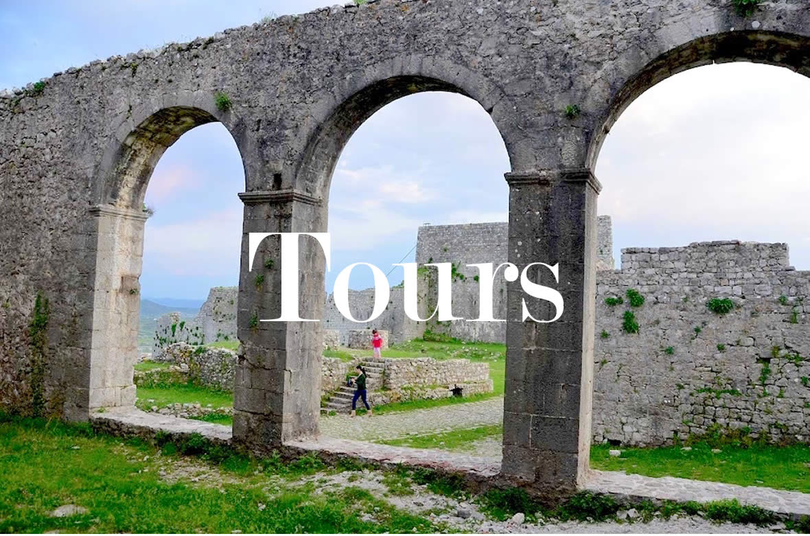 Tours button North Albania Tours