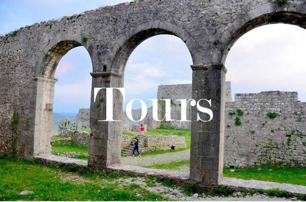 Tours button North Albania Tours